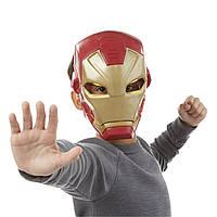 Электронная маска Железного Человека Hasbro Iron Man , фото 1