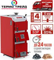 Котел Defro KDR 3 (Дефро КДР 3) 35 кВт - с механическим регулятором тяги