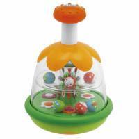 Развивающая игрушка Chicco Юла Радуга (68899.20)