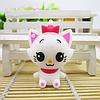 Детская силиконовая флешка котенок,кошка,кот 16GB