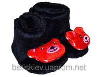 Пинетки-сапожки с игрушкой р.24-25,26-27,28-29