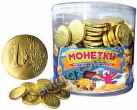 Монетки жевательные конфеты