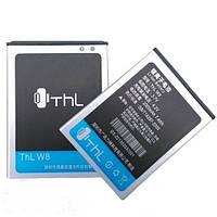 Аккумулятор батарея смартфон THL W8 W8s Оригинал 2000mah 3.7V
