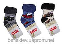 Носки теплые Nesti Махра р.0-6
