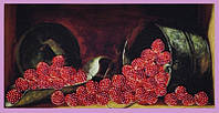 Набор для вышивания бисером Ягода-малина