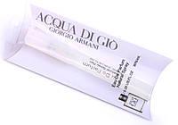 Мужская туалетная вода в ручке 8 мл Giorgio Armani Acqua di Gio (Джорджио Армани Аква ди Джио) RHA /9