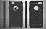 Противоударный бампер Primo Carbon Fiber Series для Apple iPhone 6 Plus, фото 2