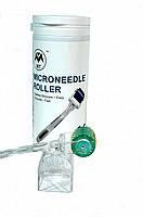 Мезороллер МТ 192 титановых игл с позолотой