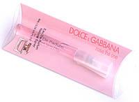 Женский Мини-парфюм 8 мл Dolce&Gabbana Rose The One(Дольче Габбана Роуз Зе Ван)-нежный цветочный аромат RHA /9