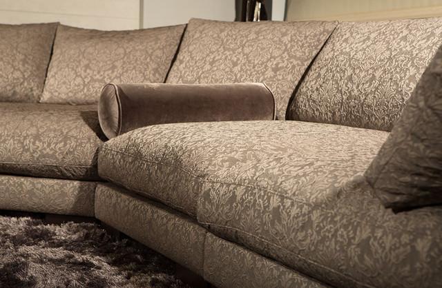 Мебельная ткань Теноре (Tenore) жаккард в интерьере