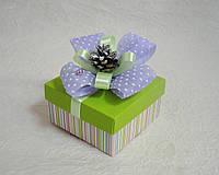 Подарочная коробка маленькая Арт.0031