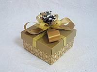 Подарочная коробка маленькая Арт.0032