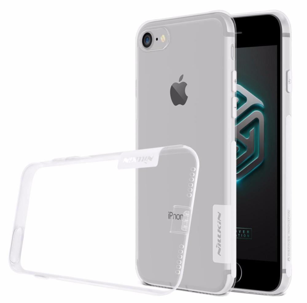 Силиконовый чехол Nillkin Nature для iPhone 7 Plus
