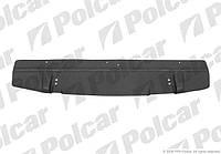 Защита бампера переднего 01-06 Рено Трафик POLCAR (Польша) 602634-6
