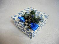 Подарочная коробка средняя Арт.0021