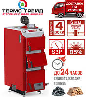Твердотопливный котел Defro KDR 3 Plus (Дефро КДР 3 Плюс) 30 кВт - с автоматикой