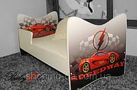 """Детская кровать Junior BABY BOO + матрас 140 х 70см """"Speedway"""""""