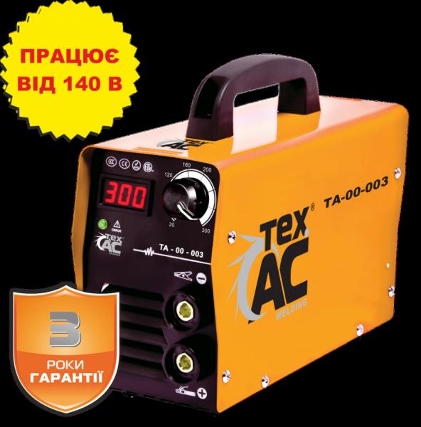 Сварочный аппарат ТехАС ММА 300 ТА-00-003