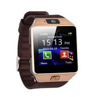 Smart watch DZ09 Gold
