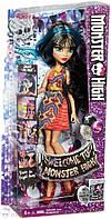 Кукла Клео Де Нил Танец без страха Cleo De Nile Welcome to Monster High Dance The Fright Away