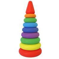 Развивающая игрушка Технок Пирамидка выдувная (0984)