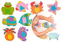 Аква-пазлы (животные) Bath'n Puzzles