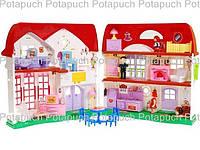 Детский игровой кукольный домик М 8032