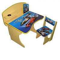Детская парта со стулом Формула ПФ04 Baby Elit