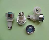 Индикатор светодиодный 12 V на панель, синий