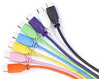 USB кабель Nitho USB - micro USB cable plastic packing White
