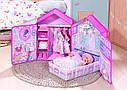 Домик для куклы Baby Annabell Беби Анабель Розовые сны оригинал Zapf Creation 794425, фото 6