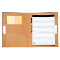 Папка-блокнок з перероблених матеріалів, фото 1