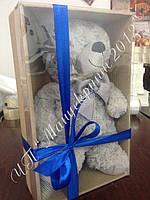 Коробка подарочная с пластиковой  крышкой