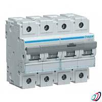 Автоматический выключатель In=100А 4п С 10 kA 6м