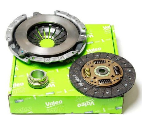 Комплект сцепления Daewoo Lanos 1.6 Valeo