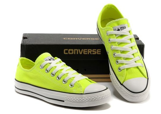Кеды женские Converse Chuck Taylor All Star Low (light green) - 34W Оригинал