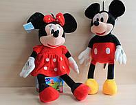 Минни Маус мягкая игрушка производитель Копыця высота 65 см