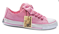 Кеды женские Converse Chuck Taylor All Star Low (pink) - 47W