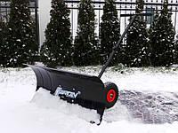 Плуг для уборки снега на территории дома, снегоочиститель ручной