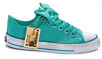 Кеды женские Converse Chuck Taylor All Star Low (light blue) - 49W