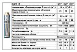 Насос Водолій БЦПЕ-1,6-40У, фото 3