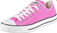 Кеды женские Converse Chuck Taylor All Star Low (light pink) - 37W