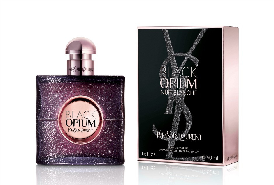 Yves Saint Laurent Black Opium Nuit Blanche 90ml (tester)