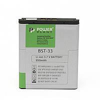 Аккумулятор PowerPlant Sony Ericsson P990 (BST-33) 950mAh