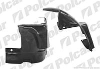 Подкрыльник передний правый на Рено Трафик 01- POLCAR 6026FP-2