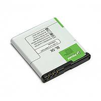 Аккумулятор PowerPlant Nokia C7, N85 (BL-5K) 1200mAh