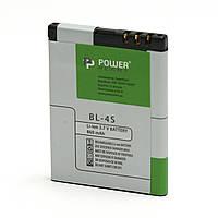 Аккумулятор PowerPlant Nokia 2680, 3600 (BL-4S) 860mAh