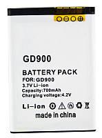Аккумулятор PowerPlant LG GD900 Crystal (IP-520N) 700mAh