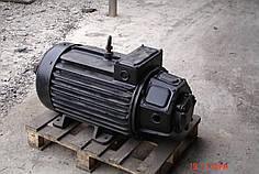 Электродвигатель крановый MTF132LB6 7,5 кВт 1000 об/мин