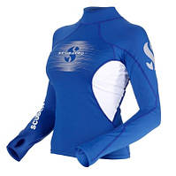 Женская футболка для плавания с уф защитой Scubapro T-Flex